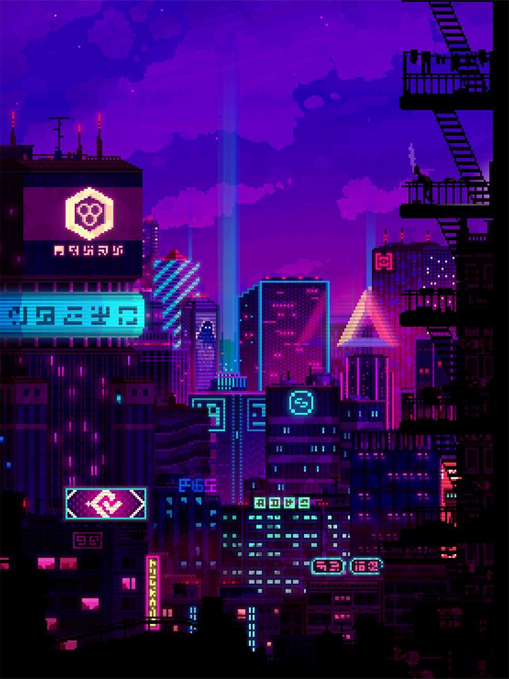 Pixel art 30 great examples in 2020 Pixel art