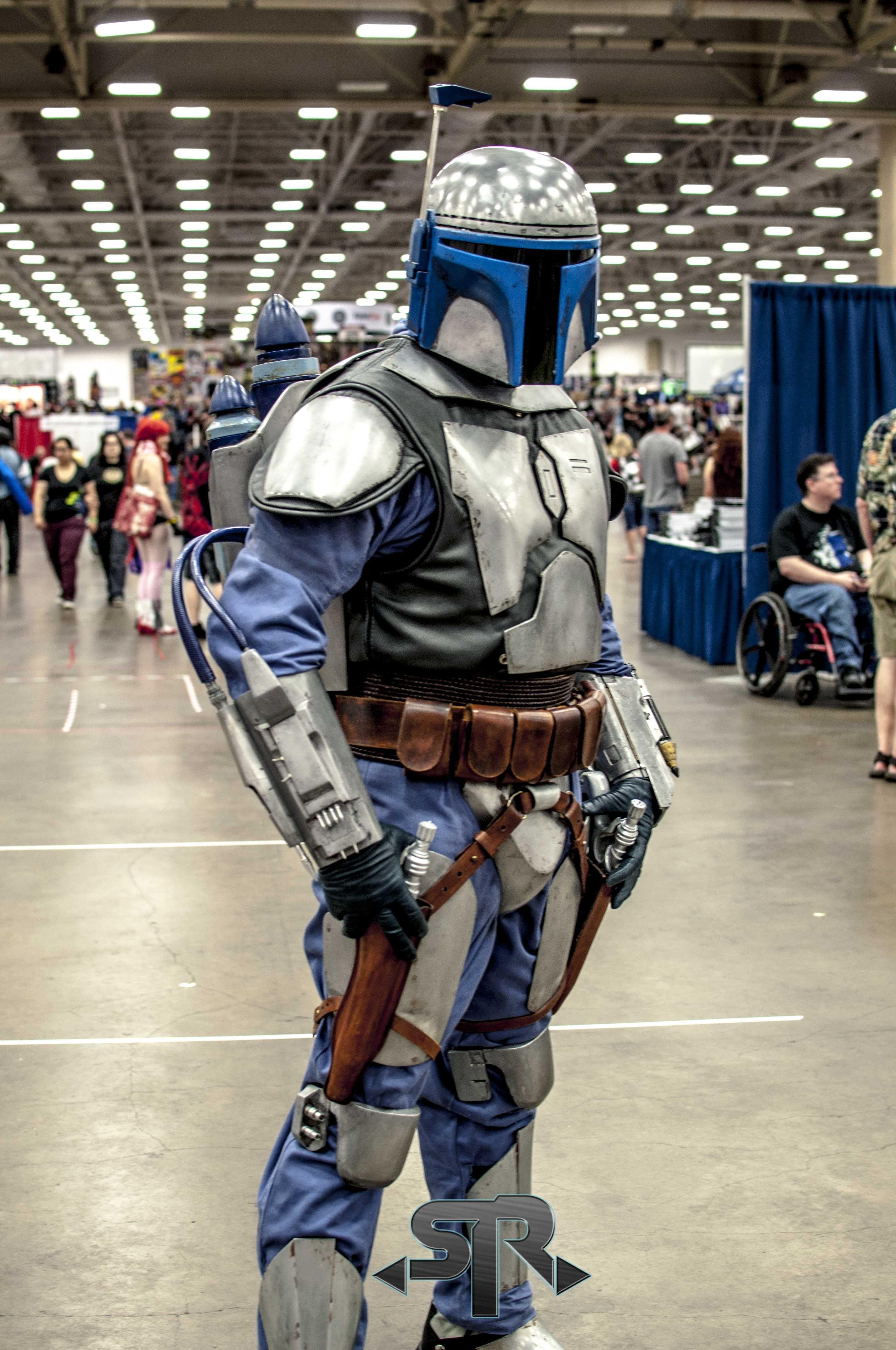 Jango Fett cosplay (Mullreel) | Star Wars Cosplays | Pinterest ...