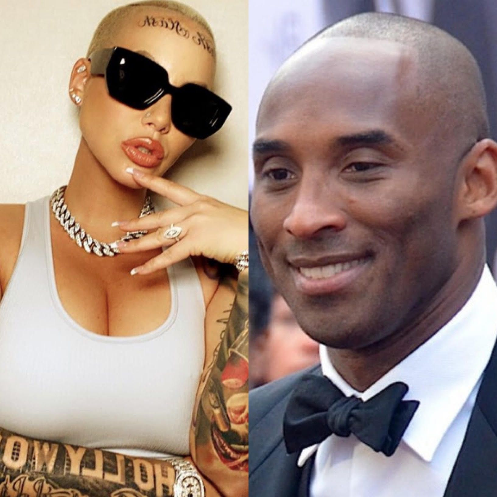 Amber Rose New Face Tattoo