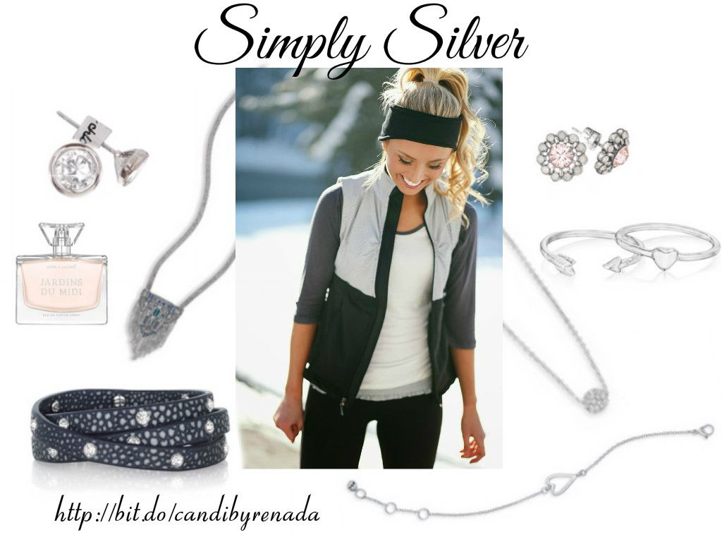 Simple silver pieces can help you take a casual outfit up a level! Check out our whole collection at https://www.chloeandisabel.com/boutique/renadaleigh