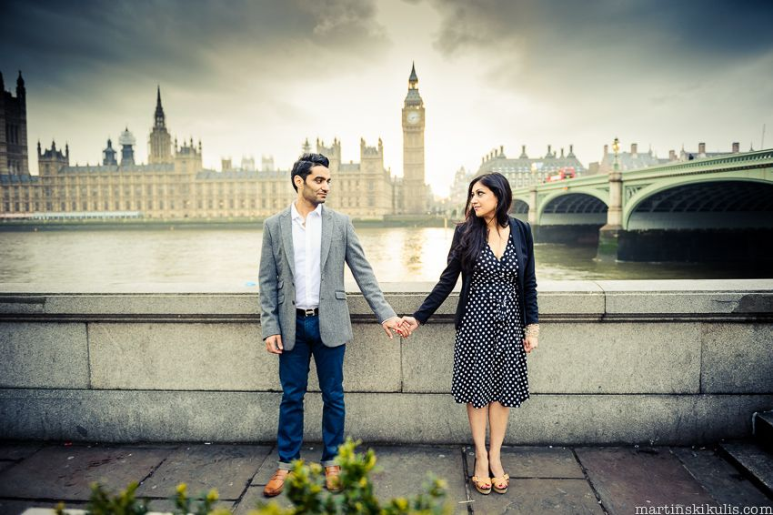 Wasim Madiha Pre Wedding Shoot In London