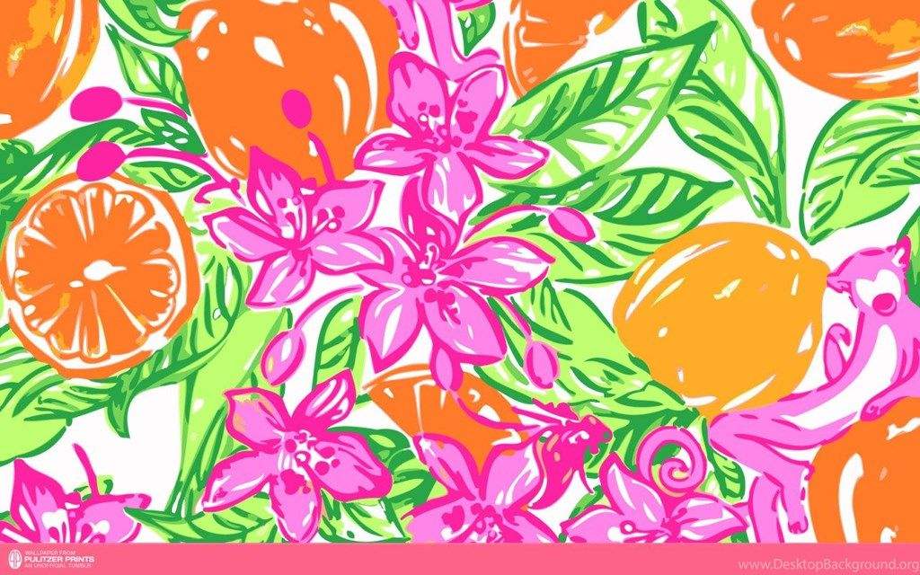 Download An Unofficial Collection Of Lilly Pulitzer Prints Desktop Background Desktop Back Lilly Pulitzer Prints Lily Pulitzer Painting Lily Pulitzer Wallpaper