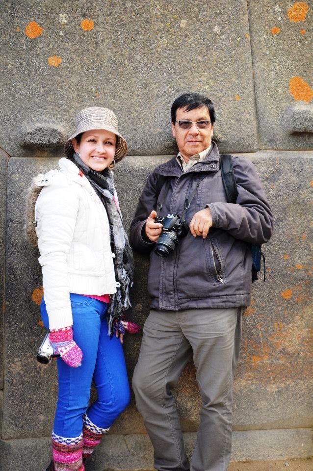 En Perú.