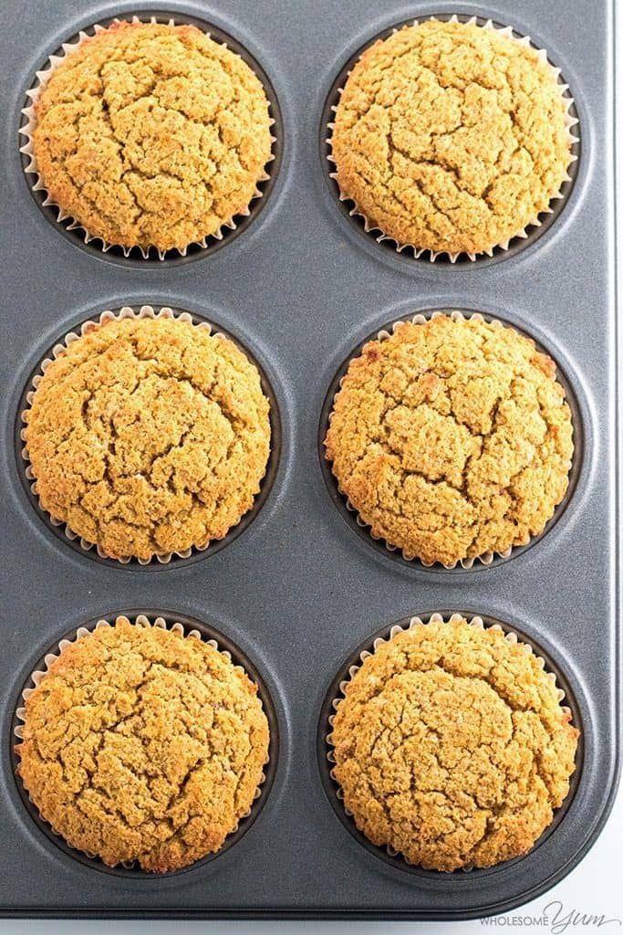12 Low-Carb Pumpkin Recipes to Make This Fall #flaxseedmealrecipes