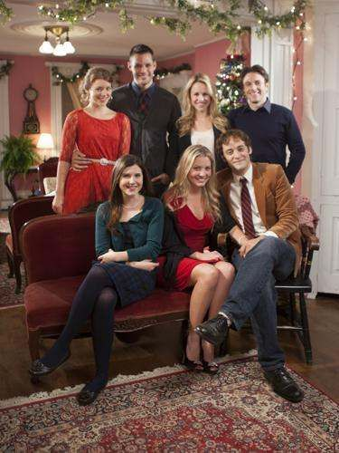The March Sisters Save Christmas Family Christmas Movies Great Christmas Movies Lifetime Movies