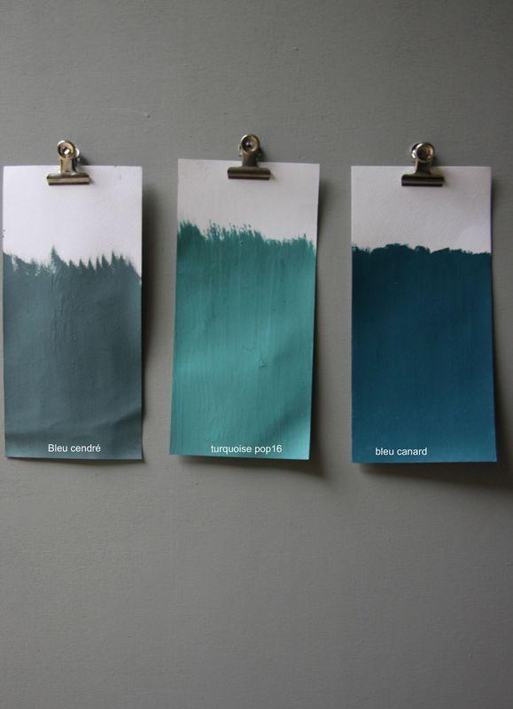 bleu vert 2016 colours Pinterest Bleu vert, Vert et Bleu
