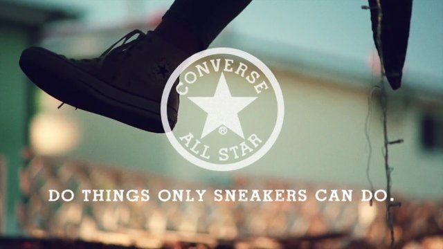 Converse close ups