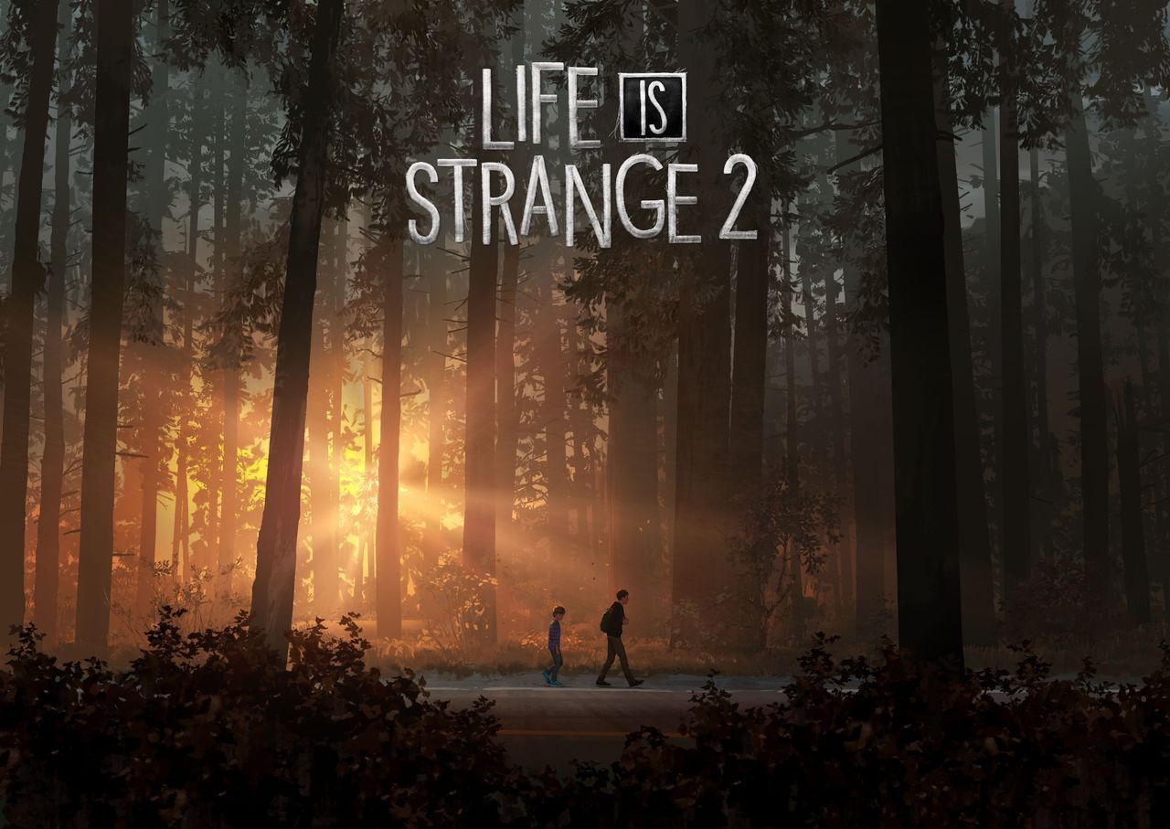 Theomeganerd Life Is Strange 2 Officially Revealed Launching September 27 Square Enix Is Excited To Reveal Life Is Strange Life Is Strange Wallpaper Strange