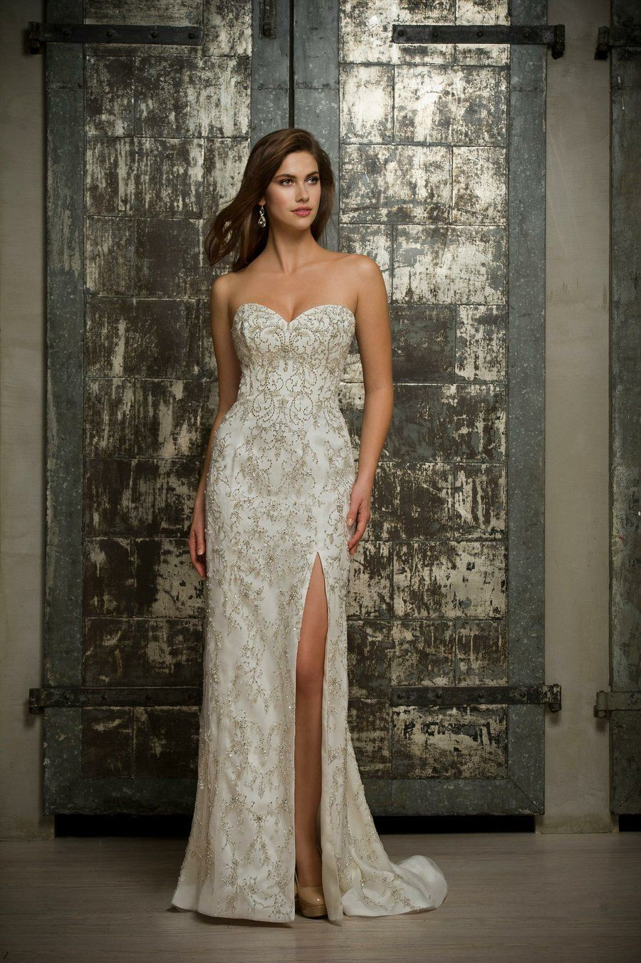 Cheap wedding dresses under 50   vestidos de novia con mucho brillo