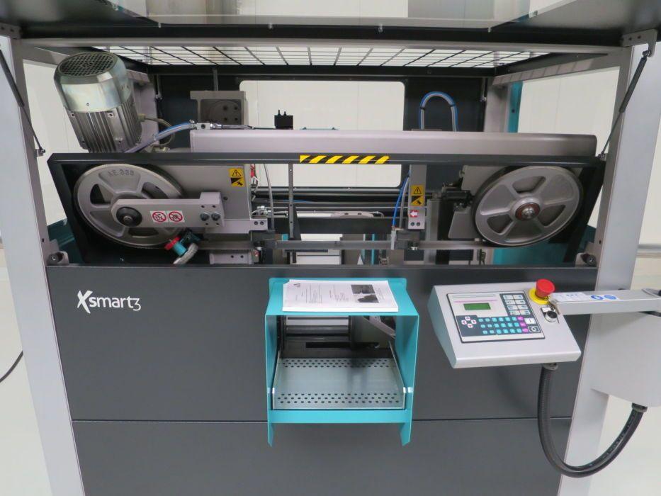 BERG & SCHMID XY_SMART3 Bandsägeautomat: Gebraucht auf surplex kaufen