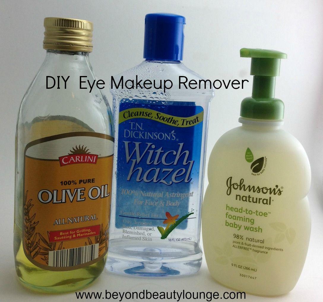 DIY Eye makeup Remover Eye makeup remover, Diy makeup