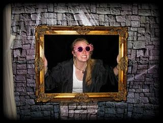 Harry Potter Party - Make yourself a moving portrait (Photo