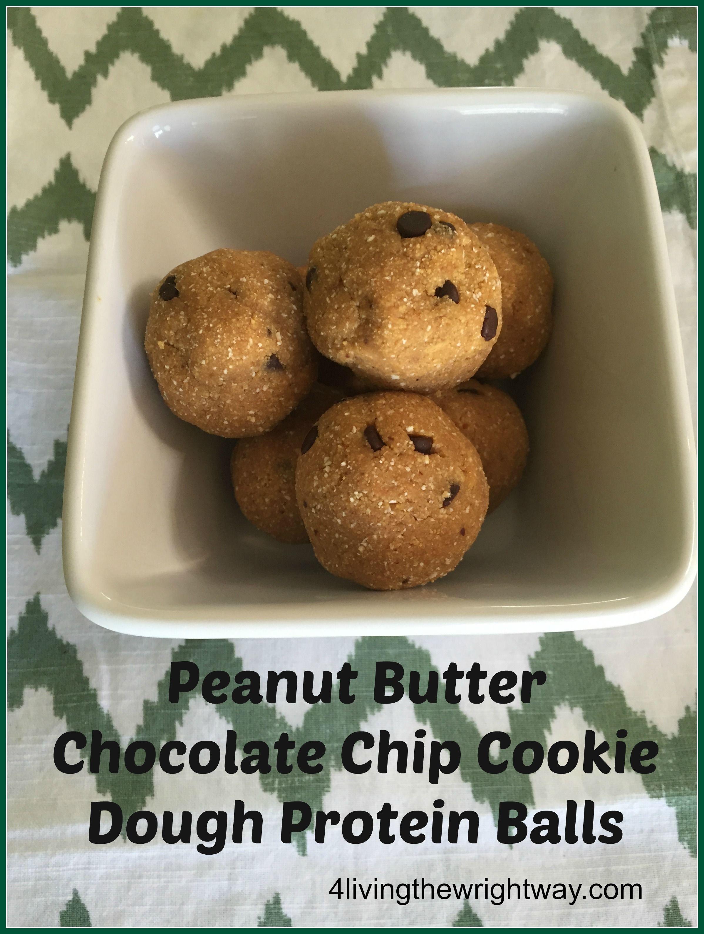 Vegan, Gluten and Dairy Free Protein Ball Recipe