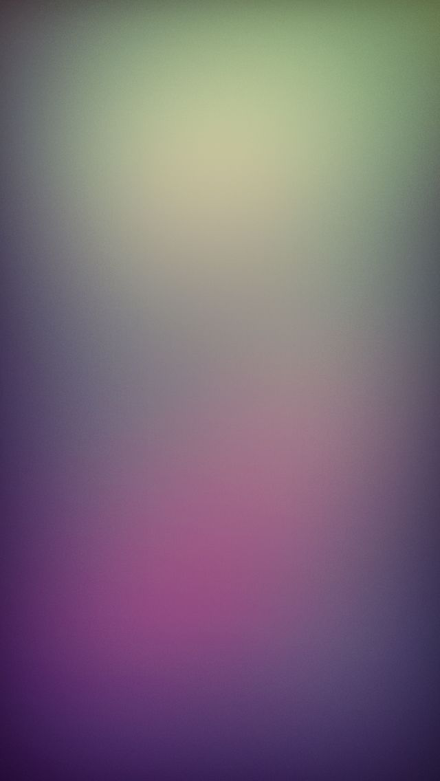 Green To Pink Ios7 Blur Cool Iphone 5 Wallpaper In 2019
