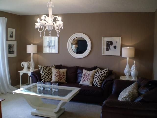 Let S Talk Paint Brown Living Room Decor Living Room Paint