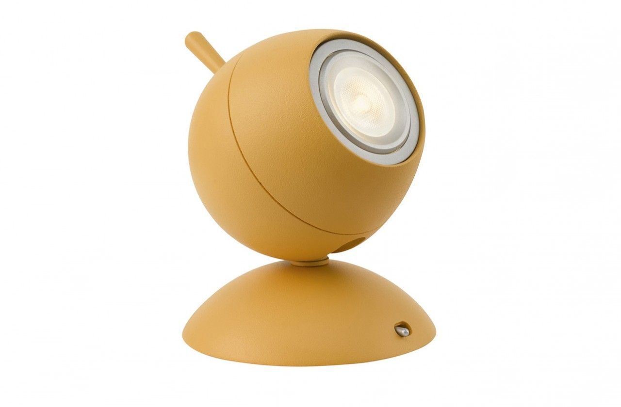 Plafoniere Ufficio Philips : Retro planet tischleuchte von lirio by philips p5 5703553li