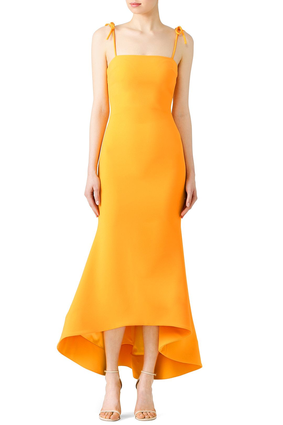 Sunflower Gown By Siriano For 185 195 Only At The Runway