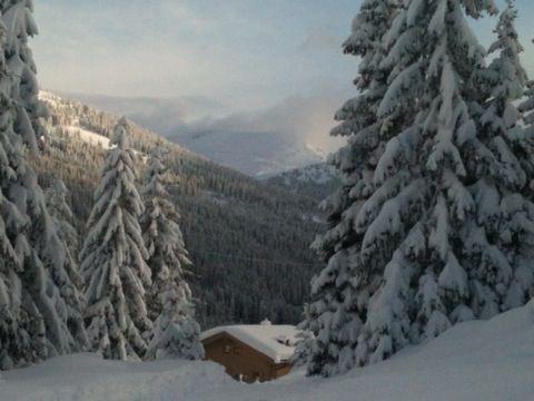 Winter in Zillertal, Austria