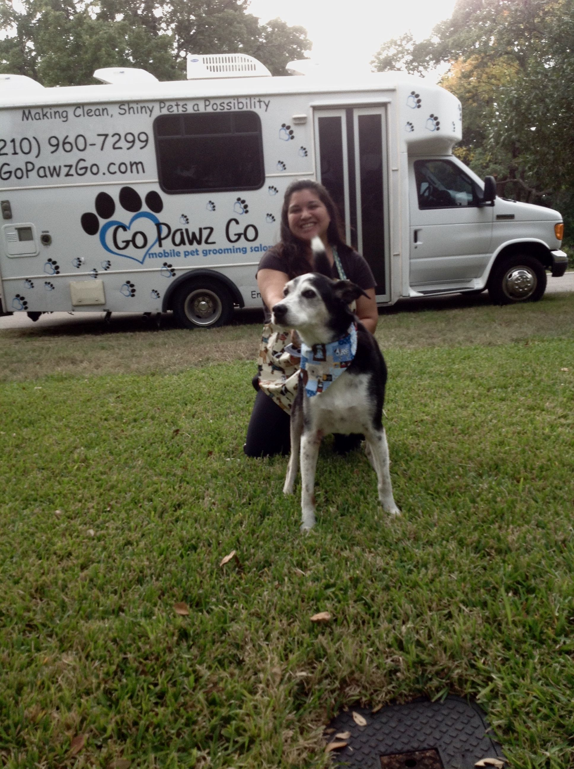 Mobile Dog Grooming San Antonio Deputy Tried Mobile