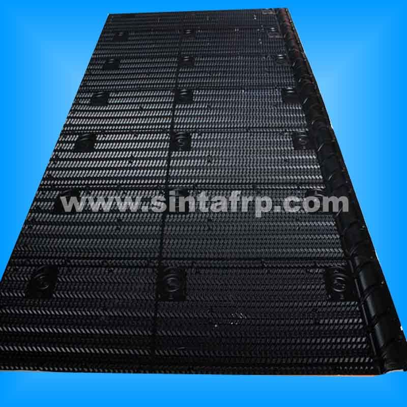 Bac Cooling Tower Film Fill For Crossflow Cooling Tower Tower