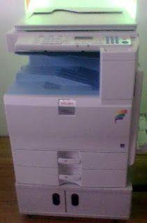 Mesin Photocopy Ricoh Ricoh Printer A3 Colour Mpc 2030 Mesin