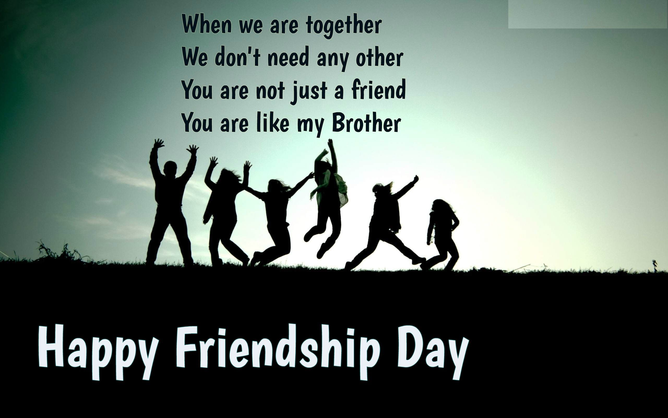International Friendship Day Quotes Pictures Friendship Day Quotes Happy Friendship Day Quotes Friendship Quotes In Hindi
