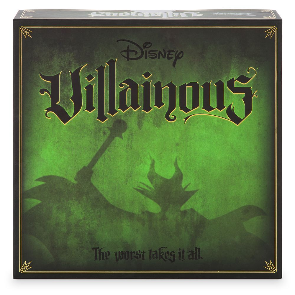Disney Villains ''Villainous'' Game in 2020 Disney