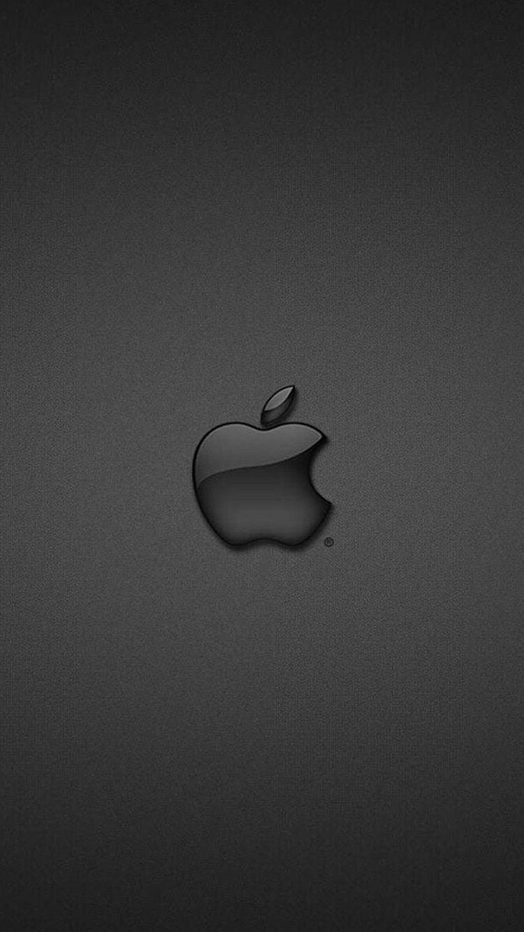 IPhone 6 Apple Logo Wallpaper Pink