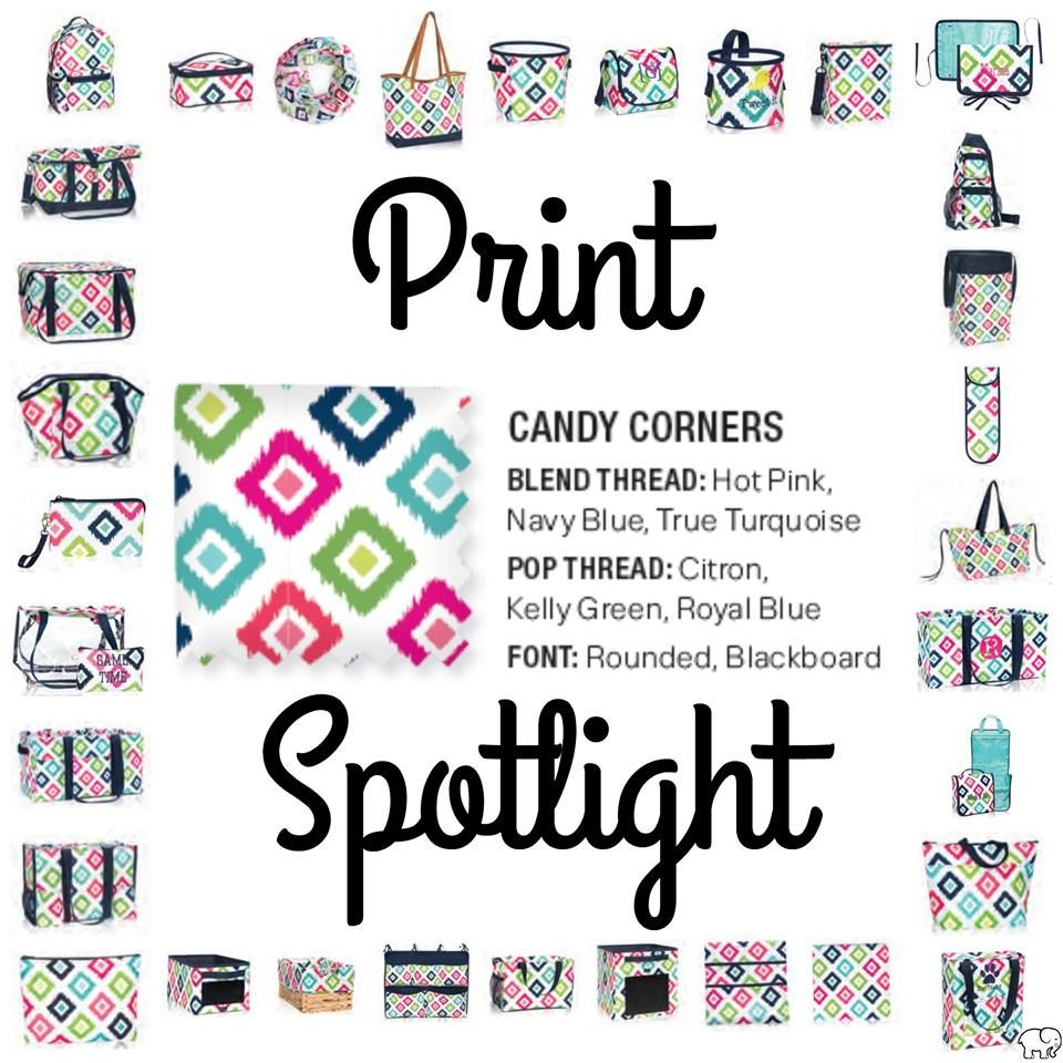 print spotlight for spring summer 2017 thirty one candy corners