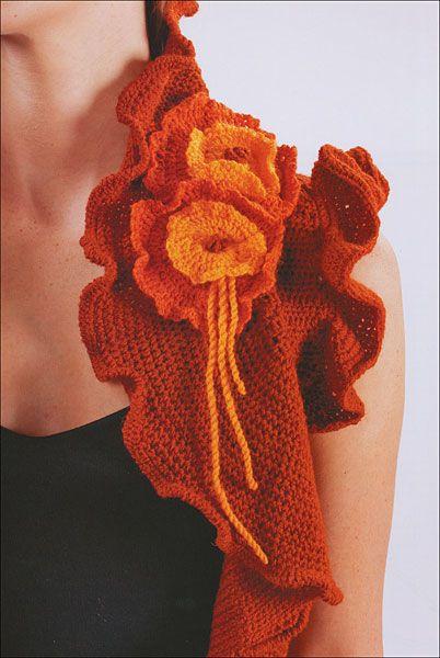 Runway Crochet from KnitPicks.com Knitting by Margaret Hubert On Sale
