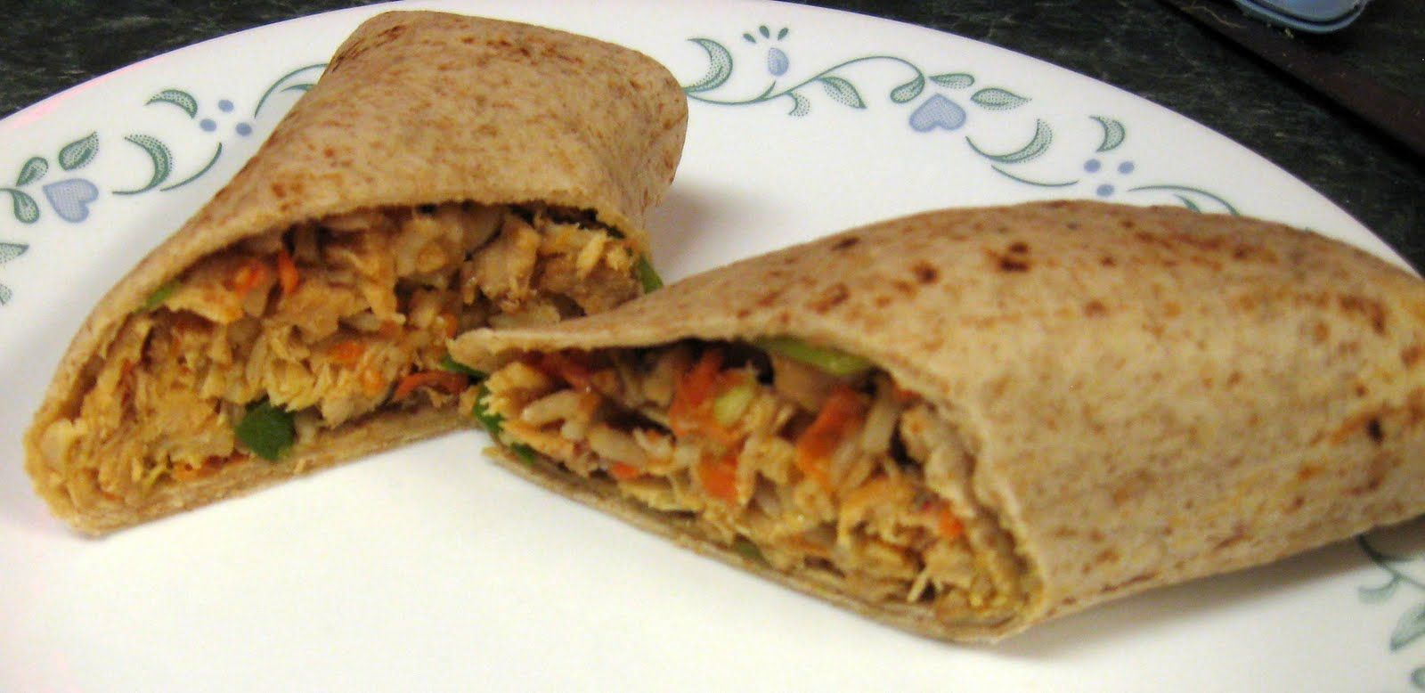 Debbi Does Dinner... Healthy & Low Calorie: Peking Chicken Wraps