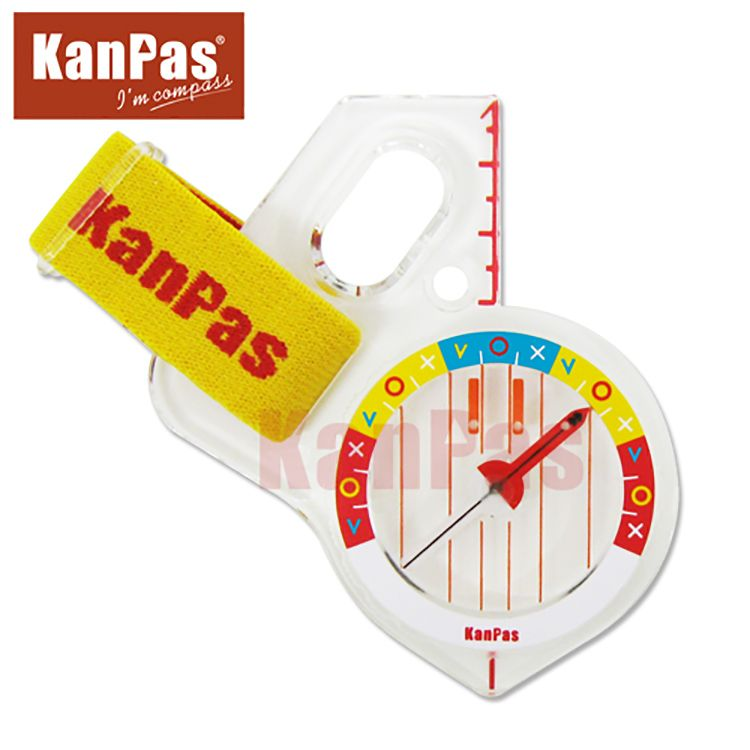 5edb72ae1c2 KANPAS top level elite thumb orienteering compass