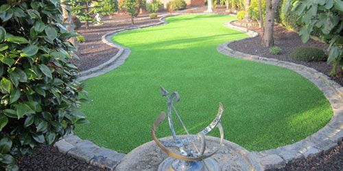 Artificial Gr Supply And Installation From Hi Tech Turf