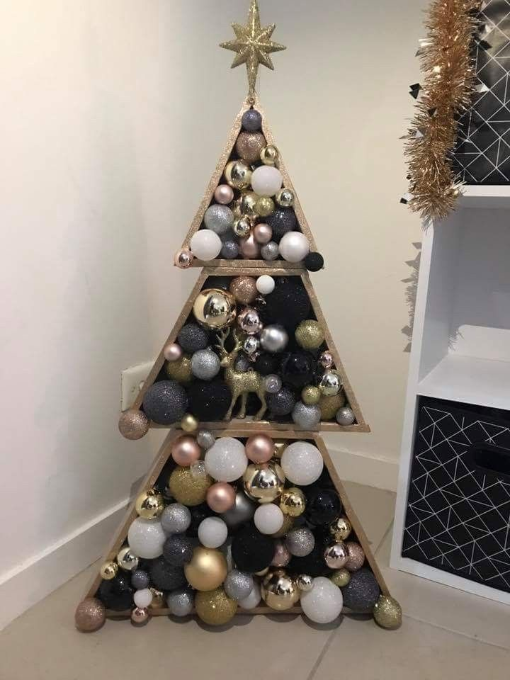 Kmart xmas stacking tree | DIY and crafts | Pinterest | Navidad
