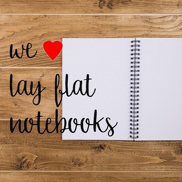 ⠀ Our Notebooks Are Spiral Bound Using