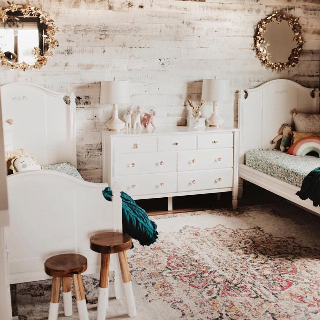 Pin by Stephanie Stringer on Ellie\'s Room | Shared bedrooms ...