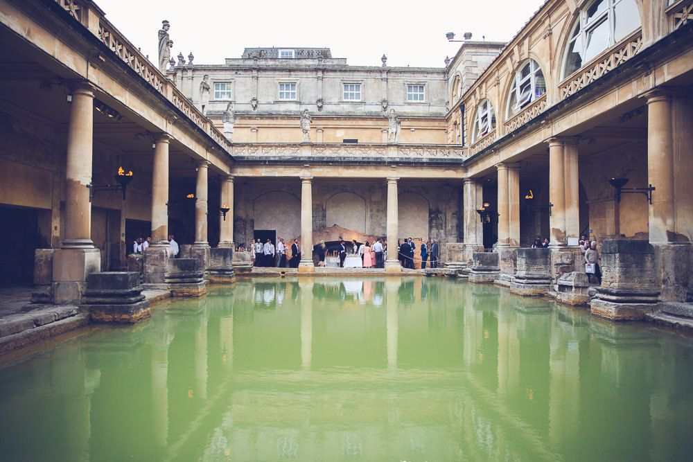 Contemporay Wedding At The Assembly Rooms Bath With Charlie Brear