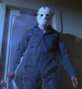 Happy Friday the 13th! May creeper music be filling your brain today! Happy Birthday Jason Vorhees..... (muhahaha)!!