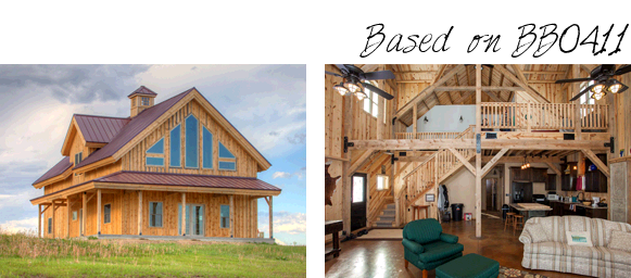 pre designed homes image example great plains eastern horse barn - Pre Designed Homes