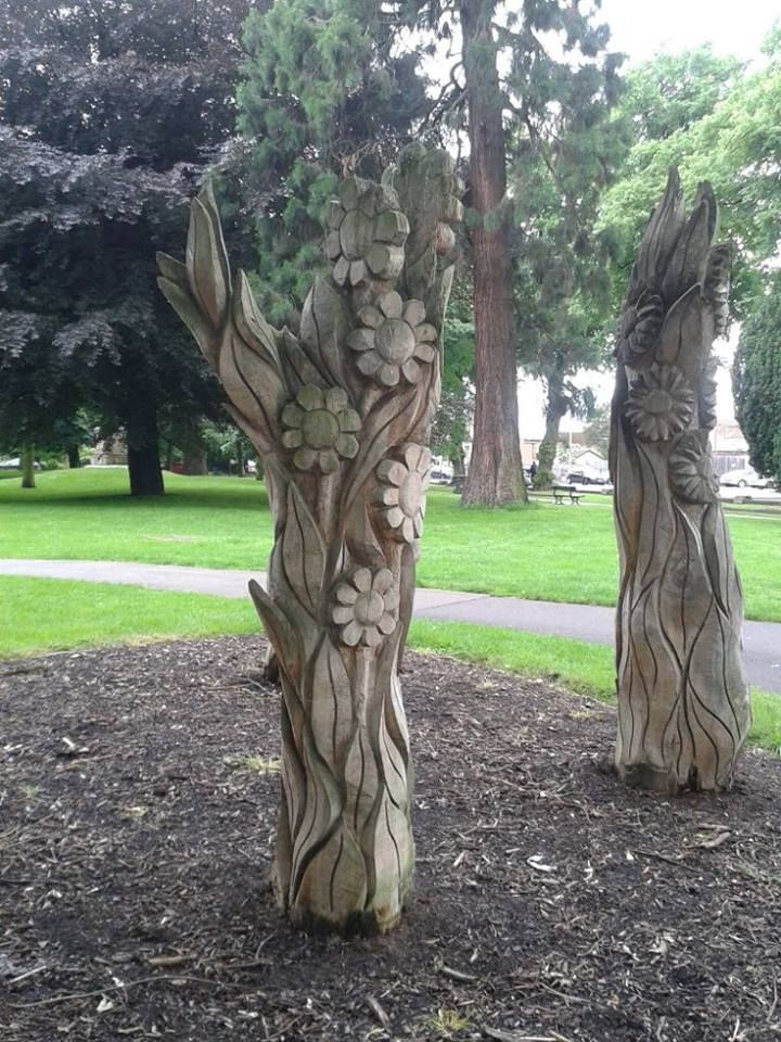 17 Ideas About Chainsaw Carvings On Pinterest Wood
