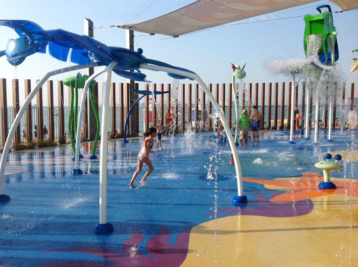 Ihram Kids For Sale Dubai: Jumeirah Beach #Splashpad