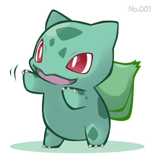 cute pokemon bulbasaur - photo #7