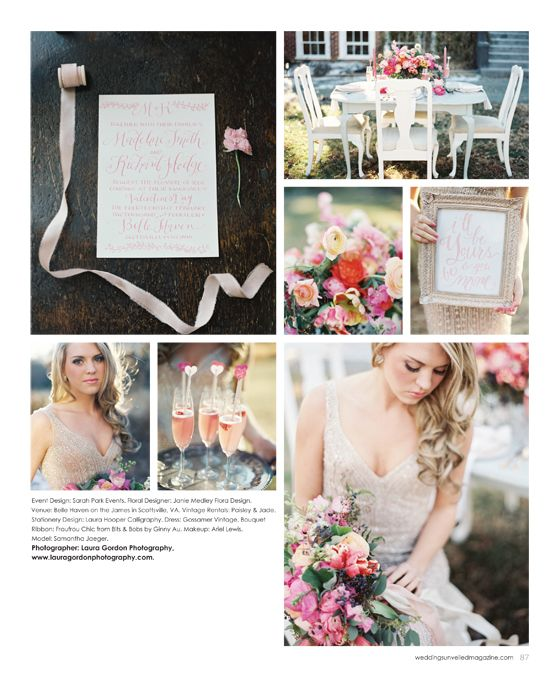 The Prettiest Day | Weddings Unveiled | Inspiring Style for Southern Weddings