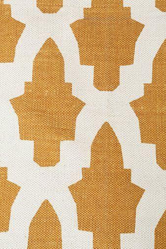 Magical Thinking Flourish Tile Handmade Rug