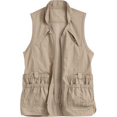 9f53ae51f270e9290c1101471f6dc5ef - Women's Lightweight Utility Gardening Vest