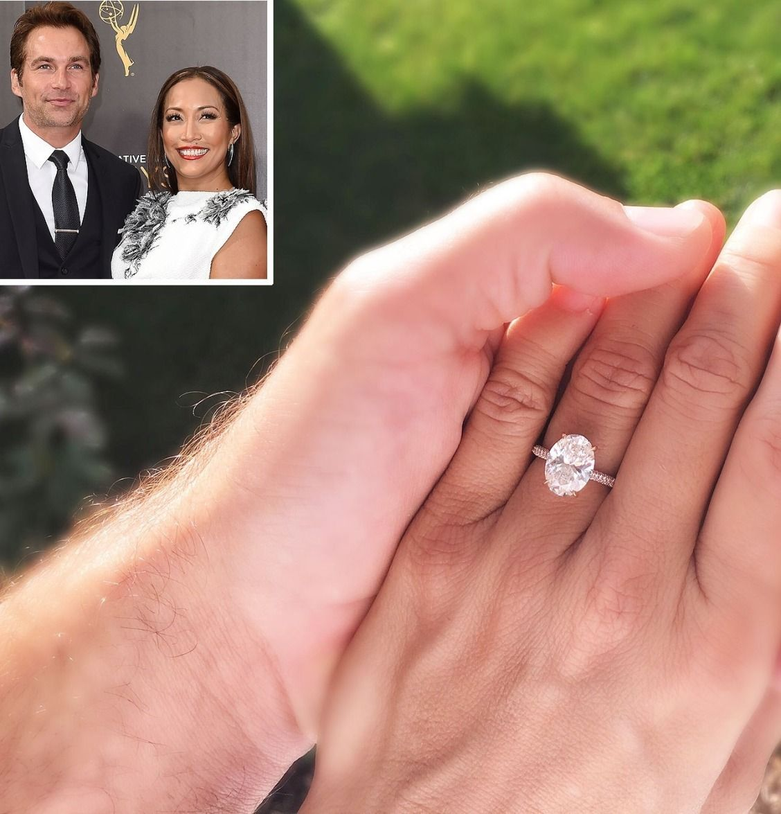 All the Details on Carrie Ann Inaba\'s Gorgeous Engagement Ring from ...