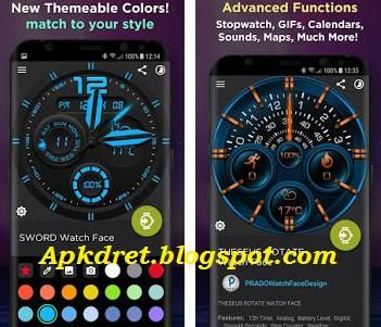 WatchMaker Watch Face 5 4 0 apk | Android Apps | Watch faces