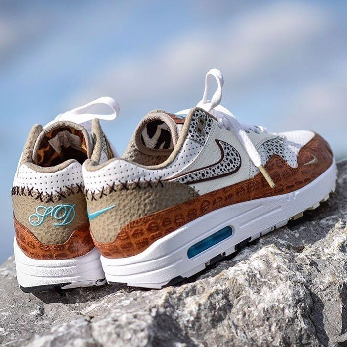 e97bbb60fe 13 Classic Air Max 1 Sneakers in Honor of
