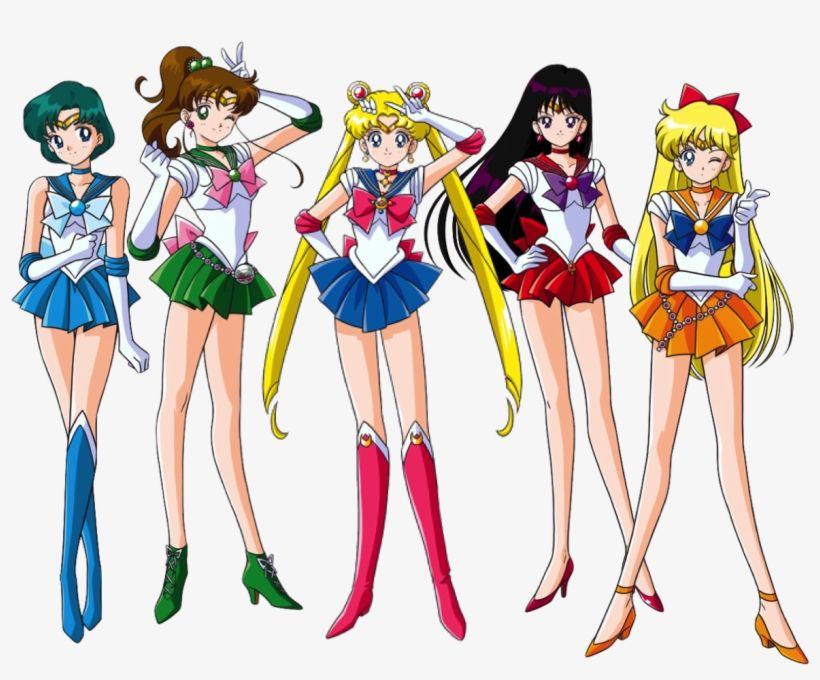 Download Sailor Moon Crystal Style Sailor Moon Squad Png Png Image For Free Search More High Quali Sailor Moon Character Sailor Chibi Moon Sailor Moon Usagi