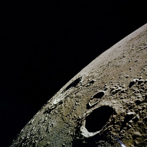 humanoidhistory: The Copernicus crater on the Moon,...